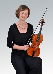 Christiane Hinze, Violine