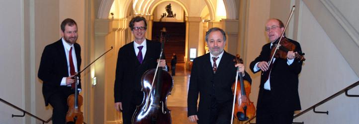 Das Konzertmeisterquartett