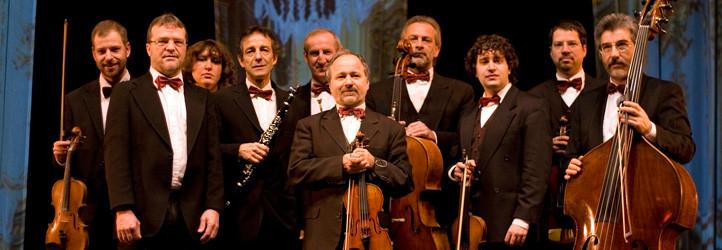 Chursächsische Salon Orchestra