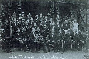 The Royal Baths Orchestra founded the