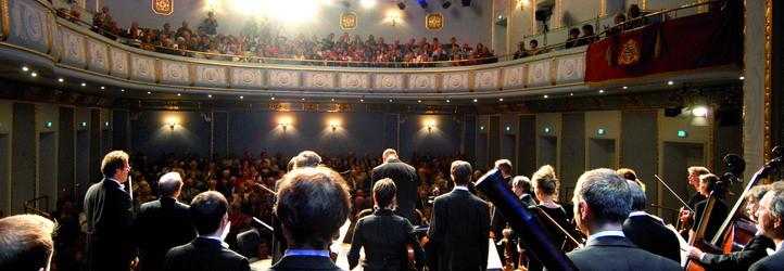 Die Chursächsische Philharmonie im König Albert Theater Bad Elster