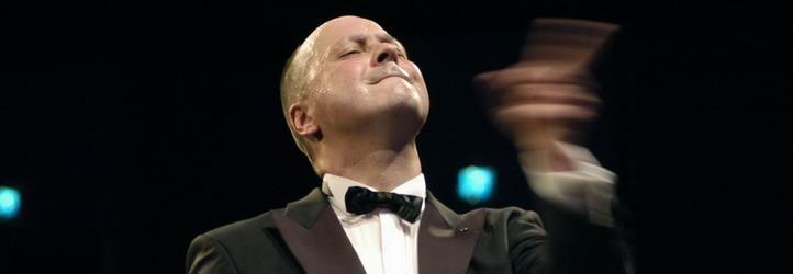 Dirigent Florian Merz